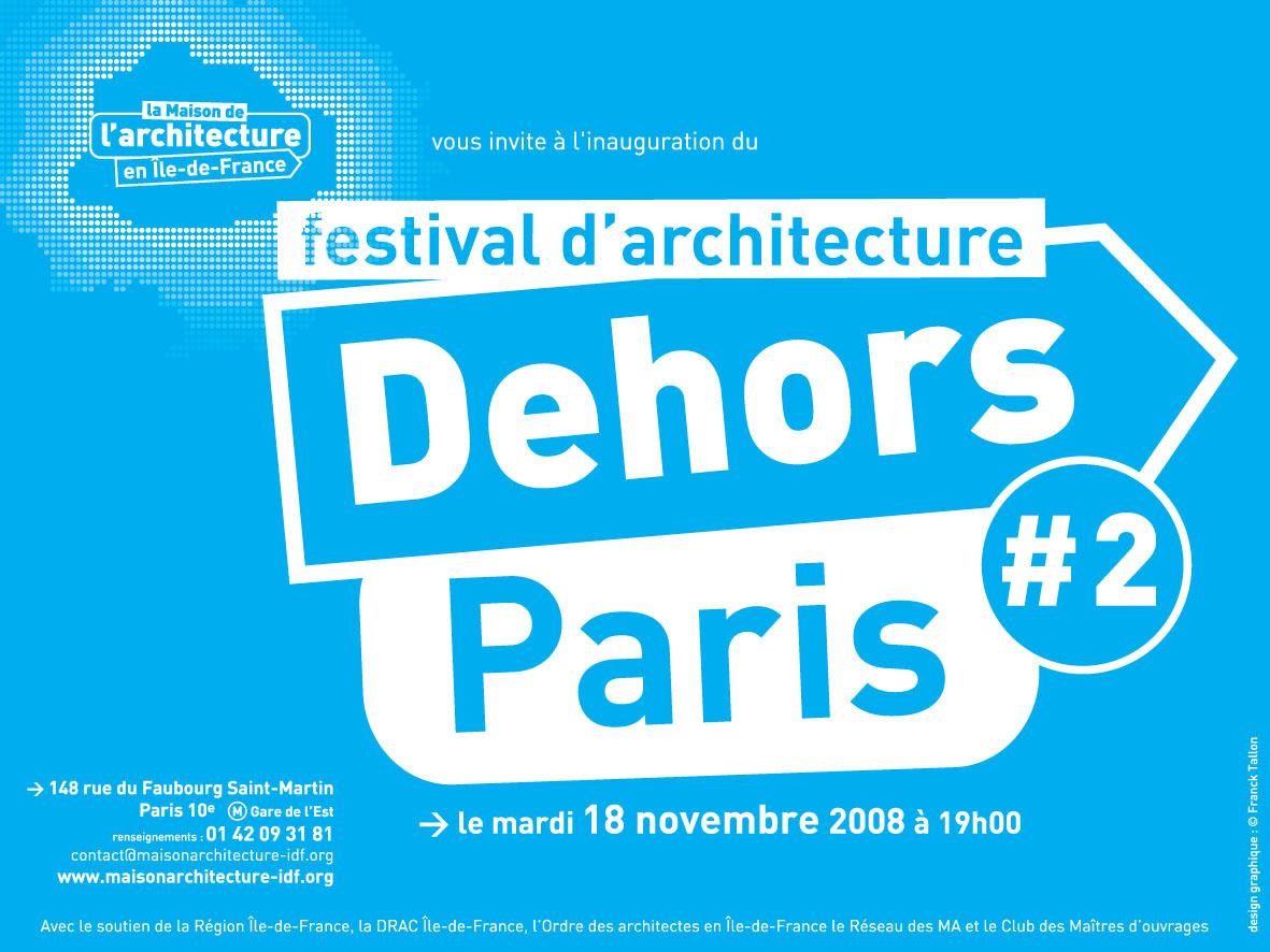 Dehors Paris 2008